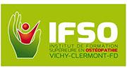 Institut de formation supérieure en ostéopathie VICHY-CLERMONT-FD